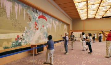 【資料写真】京都迎賓館(京都市上京区)