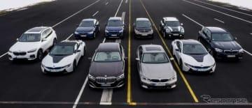 BMWグループの最新PHV