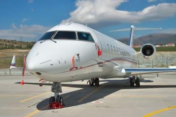ボンバルディアのCRJ200。(c) 123rf