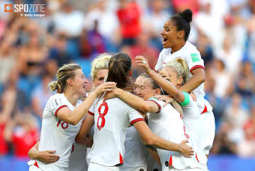 イングランドがノルウェーを圧倒しベスト4一番乗り