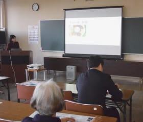 カケイさんの講話を聴き、参加者がマレーシアに関心を高めた国際理解講座