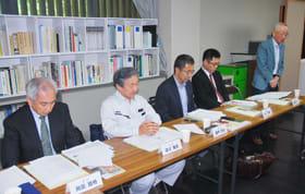 白老仙台藩陣屋跡保存活用計画策定に向け始動した委員会