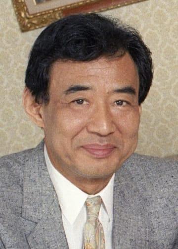 高島忠夫さん=1988年