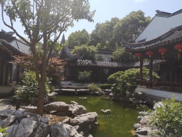 蘇州の庭園文化の「海外進出」が加速