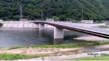 市のHPで公開している玉川橋付近の画像