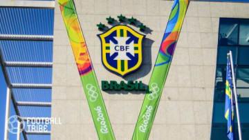 ブラジルサッカー連盟 写真提供:GettyImages