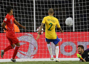 Brazil Knocked Out of Copa America After 1-0 Loss to Peru
