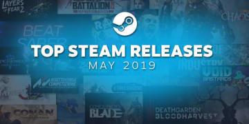 Steam2019年5月度新作売上上位リスト発表!『龍が如く 極2』『RAGE 2』など