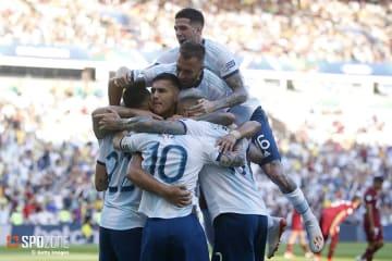若手の活躍でアルゼンチンが準決勝進出