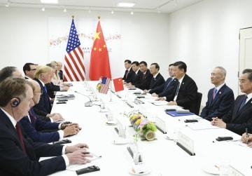 中米、経済貿易協議再開に合意