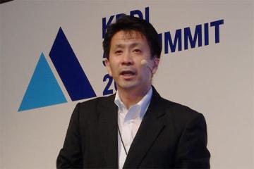KDDI ビジネスIoT推進本部ビジネスIoT企画部の原田圭悟部長