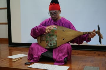 北京外大の日本学研究センター、「唐代礼楽復元」講演会を開催