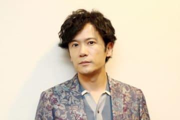 舞台「君の輝く夜に~FREE TIME,SHOW TIME~」に出演する稲垣吾郎さん