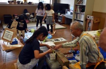 子どもたちの元気な声が響いた水辺の文化祭