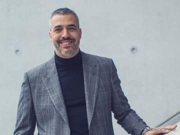 ミツビシ・モーターズ・ヨーロッパ・デザインのトップに就任したホルヘ・ディエス氏