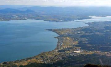 【イメージ写真】琵琶湖(滋賀県大津市)