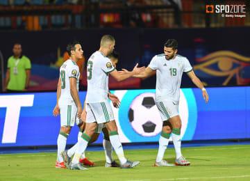 3ゴール快勝でアルジェリアが首位通過を果たす
