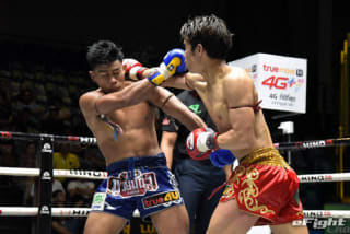 3月にはルンピニーでTKO勝ちした大田原だったが…