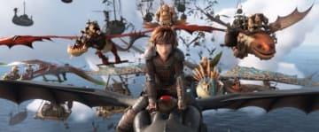 シリーズ第3弾は無事日本公開 『ヒックとドラゴン 聖地への冒険』 - (C) 2019 DreamWorks Animation LLC. All Rights Reserved.