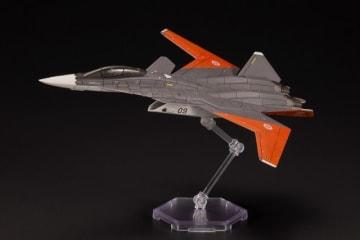 『エースコンバット7』架空機プラモ1/144「X-02S」11月発売!EMLやベースも付属し予約もスタート