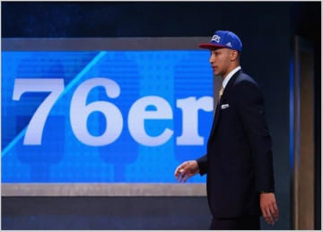 Ben Simmons Selected by 76ers As First Overall 2016 NBA Draft Pick
