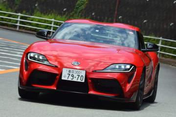 トヨタ 新型スープラ グレード/ボディカラー:SZ-R/プロミネンスレッド