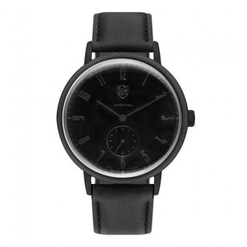 """ドイツの腕時計ブランド「ドゥッファ」から""""オールブラック""""モデル"""