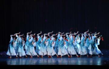 現代舞踏劇「清平楽・大都吟」、北京で上演