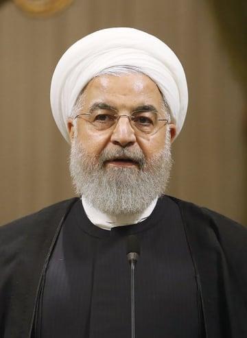 イランのロウハニ大統領