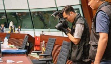 Photo: HK Police.