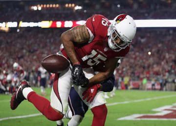 Patriots Claim WR Michael Floyd off Waivers from Cardinals