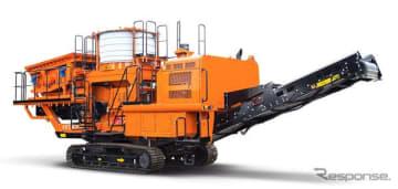 自走式土質改良機 SR2000G-6