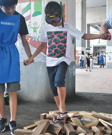 趣向こらした「防災フェア」幅広い世代で楽しみながら学ぶ【横浜市保土ヶ谷区】