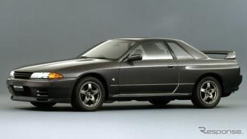 日産スカイラインGT-R R32(1989年)