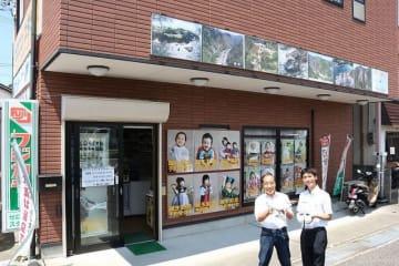ドローンでの撮影業務を始めたゼロワンスタジオ(和歌山県田辺市下万呂で)