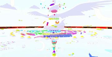 「サマーウォーズ」の「OZ」が現実に!?「OZ on VRoid」が2019年7月公開