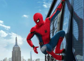 地上波初放送! - 映画『スパイダーマン:ホームカミング』より - Columbia Pictures / Photofest / ゲッティ イメージズ