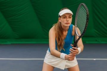 女子テニス界に、スゴイ15歳が現れた!(写真はイメージ)