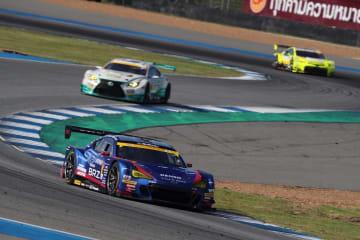SUBARU BRZ GT300はスーパーGT第4戦タイを11位で終えた