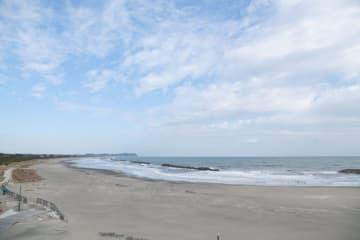 大網白里市が7月7日より白里海水浴場を開設