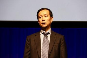 アリババCEO、東京で講演「日本製品を中国そして世界へ」