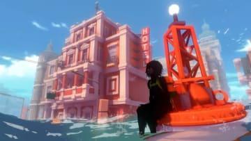 怪物と化した孤独な少女描くADV『Sea of Solitude』配信開始ー感傷的な旅を続けよう