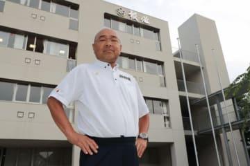 U-18高校日本代表監督を務める永田裕治監督【写真:津高良和】