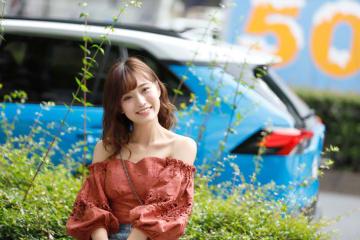 トヨタ RAV4 × 引地裕美