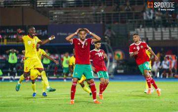 ジイェフのPK失敗が響きモロッコがベスト16敗退