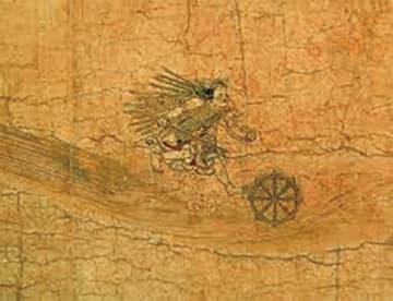 国宝「信貴山縁起絵巻」から日本画の魅力知る講演@円能院(川崎区小田)