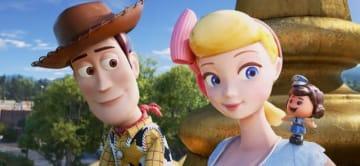 『トイ・ストーリー4』ではウッディとボーが再会 - (C) 2019 Disney / Pixar. All Rights Reserved.