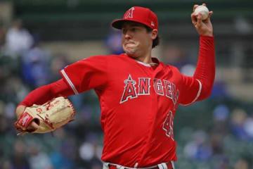 27歳の若さでこの世を去ったタイラー・スカッグス投手【写真:Getty Images】