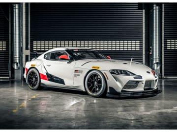 Ravenol、Pirelli社、Akrapovič社の協力を得て実現したカスタマーモータースポーツ車両「GR Supra GT4」、2020年から販売、価格などは今後決定する