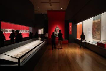 特別展「三国志」9日に開幕 新たな三国志像の構築目指す